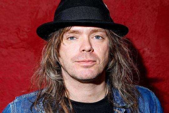 nicke andersson - the hellacopters / entombed / imperial state electric