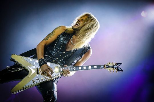 richie faulkner - judas priest